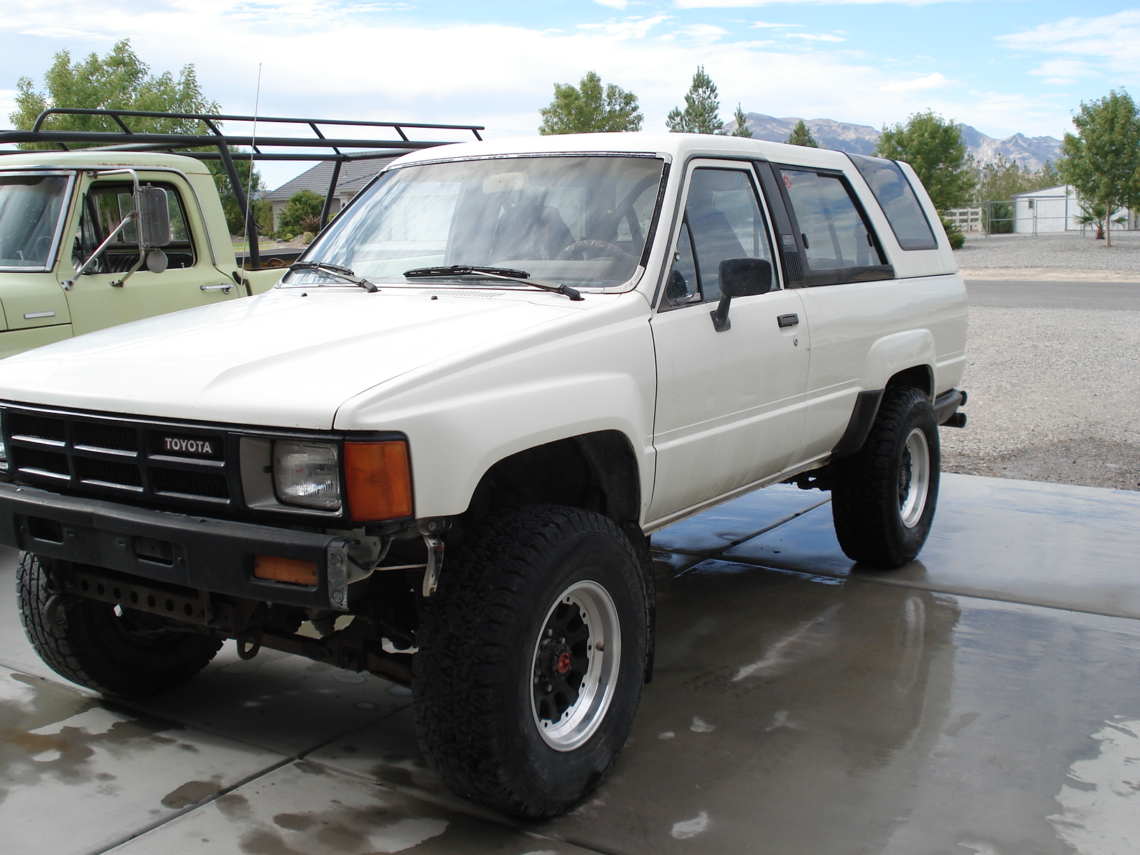 Toyota 4Runner Forum >> 1986 Toyota 4Runner (Nevada) - Classified Ads -Buy and ...