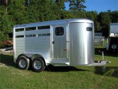 2007 Cm Aluminum Dakota 2 Horse 6 000 Classified Ads Buy And