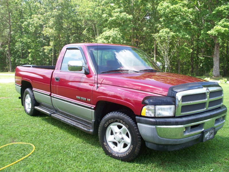 1995 Dodge Xlt Lariat Clarkrange Tn My Truck 009 Jpg
