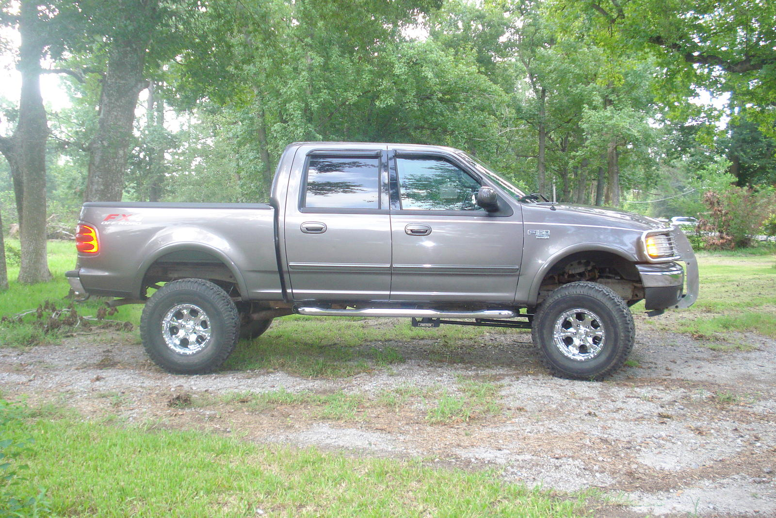 2002 Ford F-150 Lifted