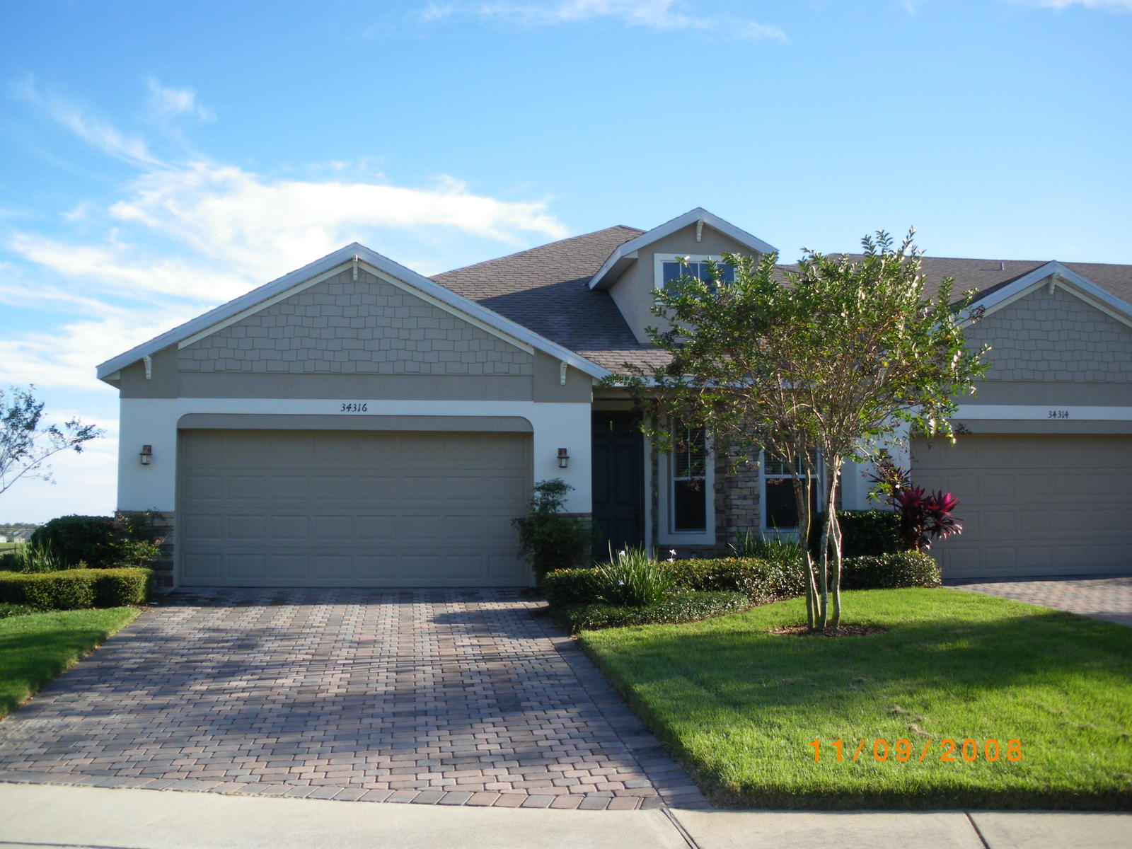 Beautiful golf course town home in central florida for for Florida country homes
