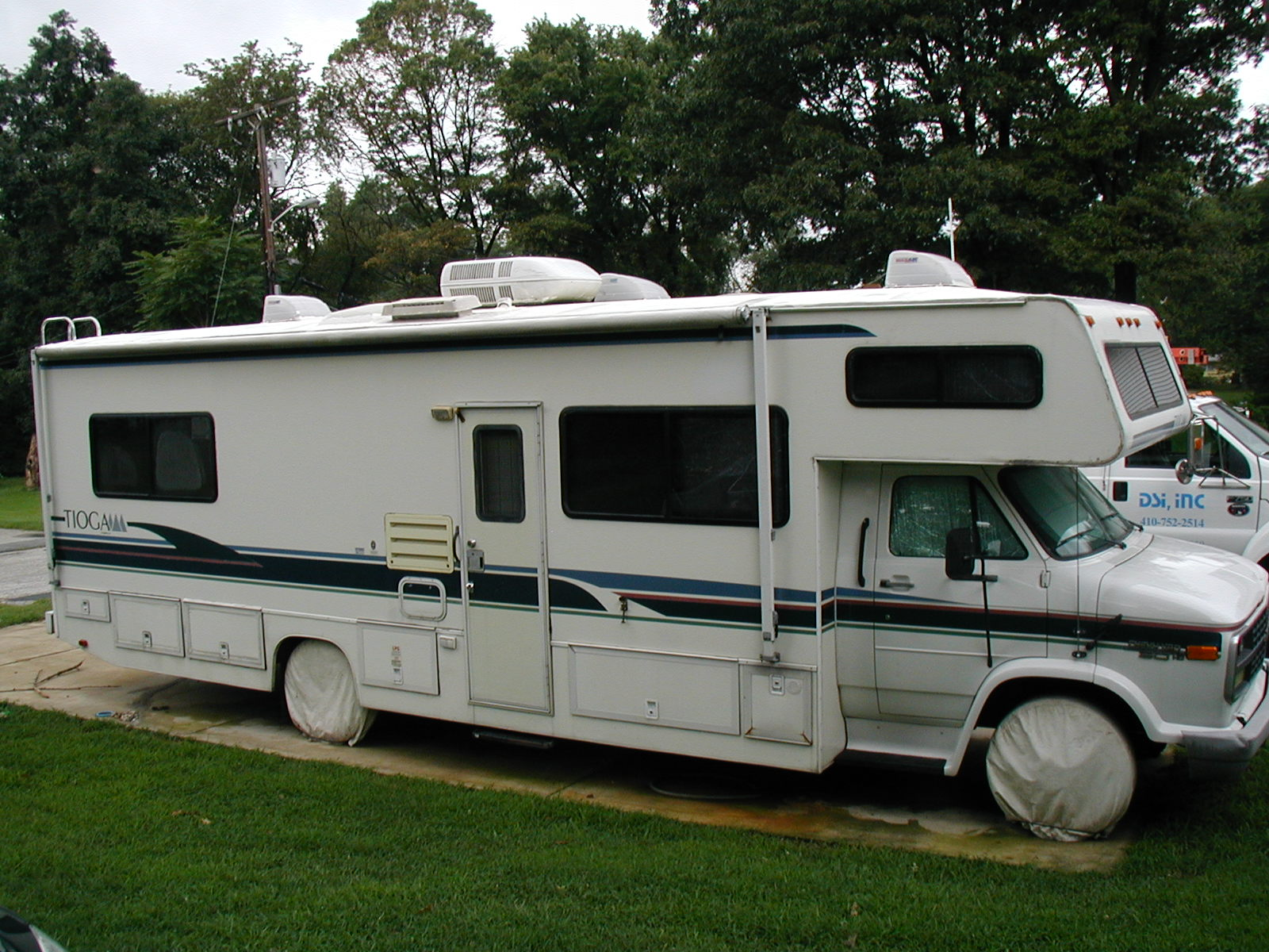 1996 Fleetwood Tioga Motorhome For Sale In Glen Burnie