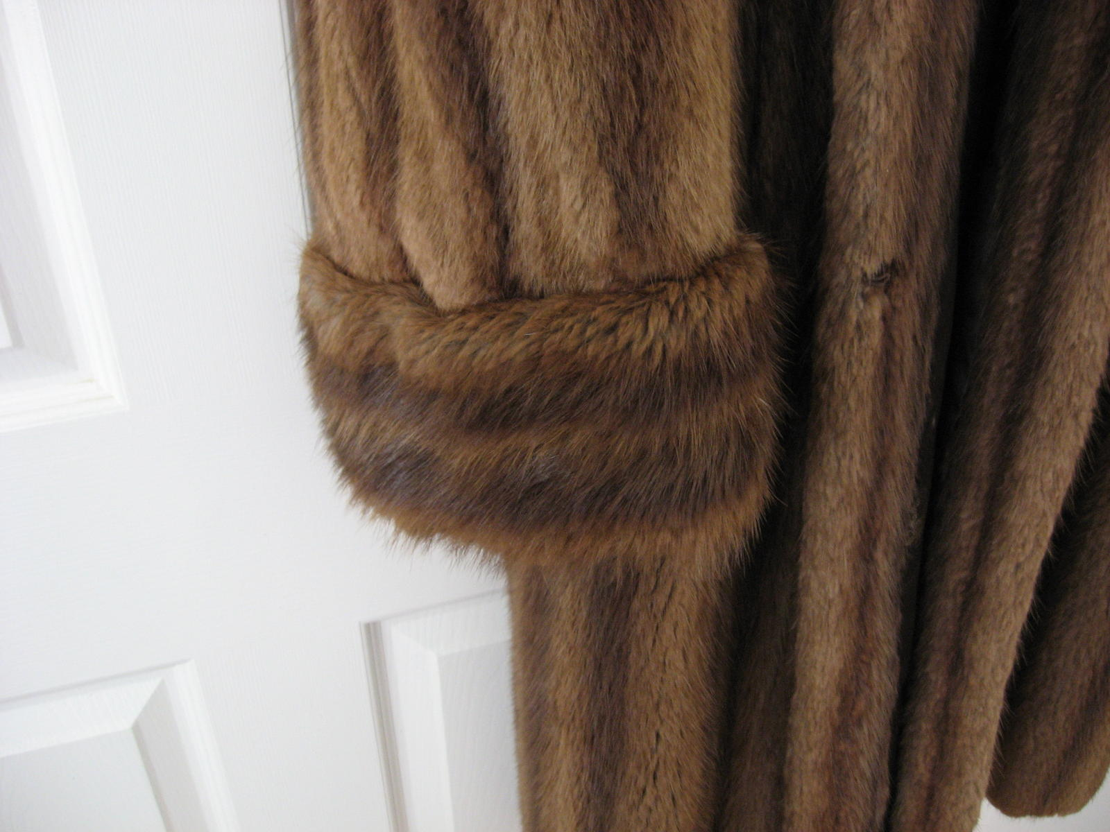 vintage fur clothing