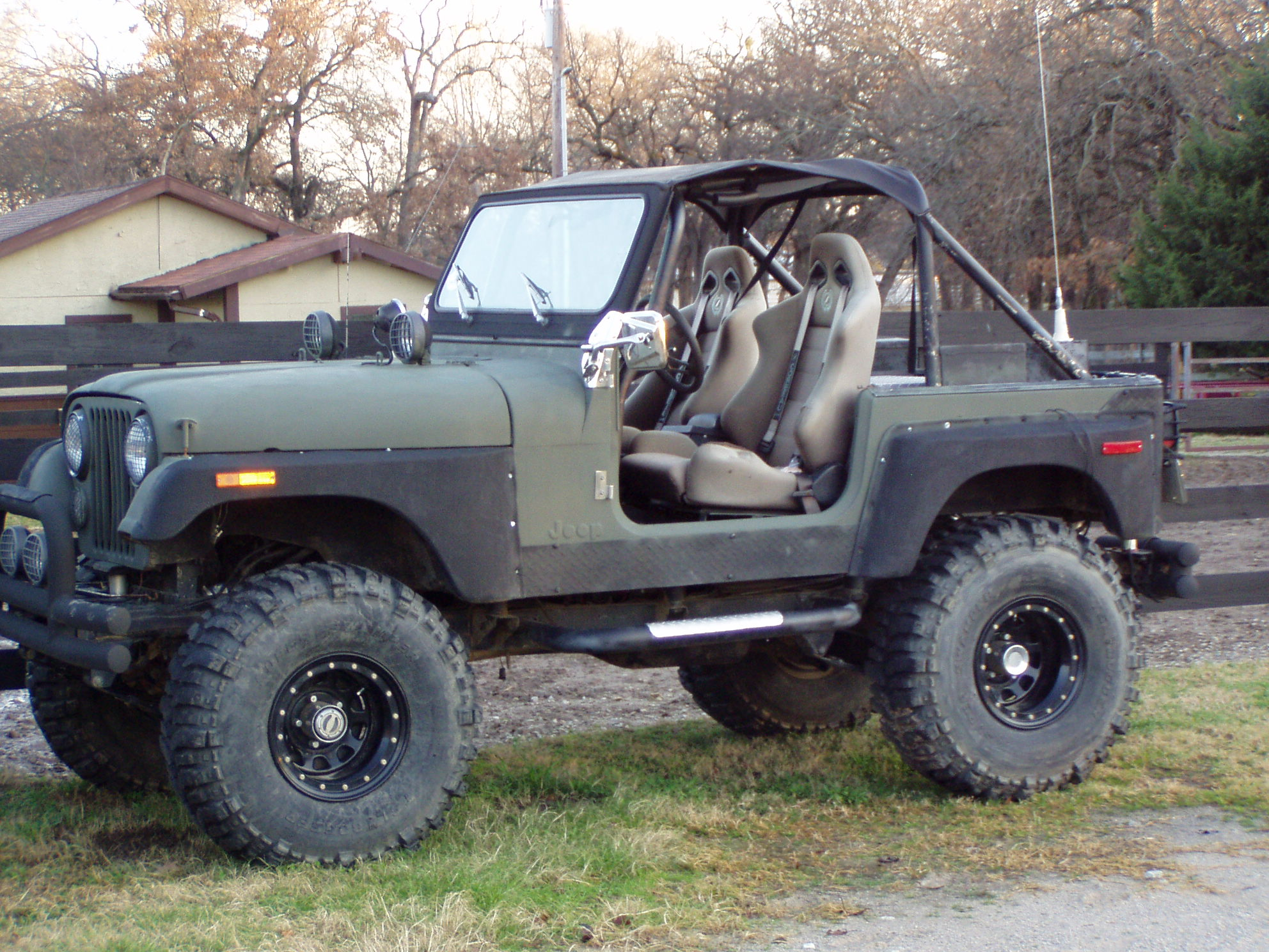 Must Sell 76 Cj7 Totaly Rockin A Must Have Ft