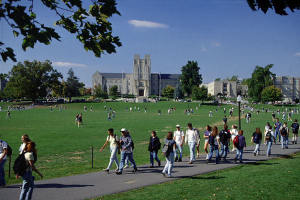 Most Beautiful State College Campuses Colleges