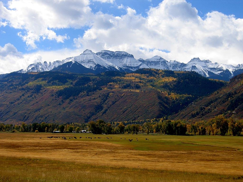 Type of climate & land-colorado_rockies1 ...