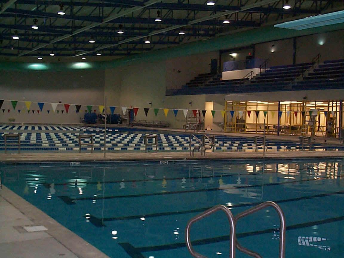 Aquatic Center Aquatic Center Times