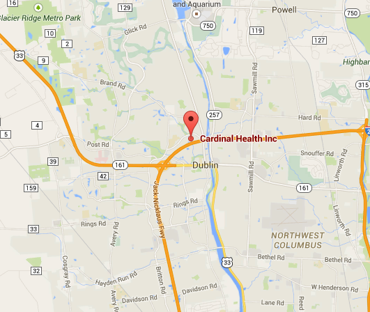 Apartments In Dublin Ohio: Apartments And Schools Near Cardinal Health Inc