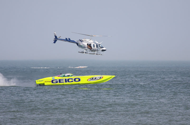 APBA Offshore Powerboat Racing (Delmar: transport, celebrity
