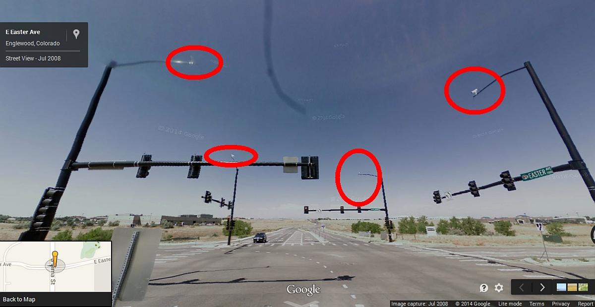Traffic light... yellow light timing rule in Centennial - Denver ...