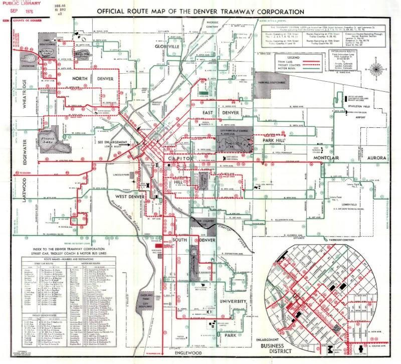 Highlands Ranch Colorado Street Map 0836410: Road To The Future (Denver, Highlands Ranch: Houses
