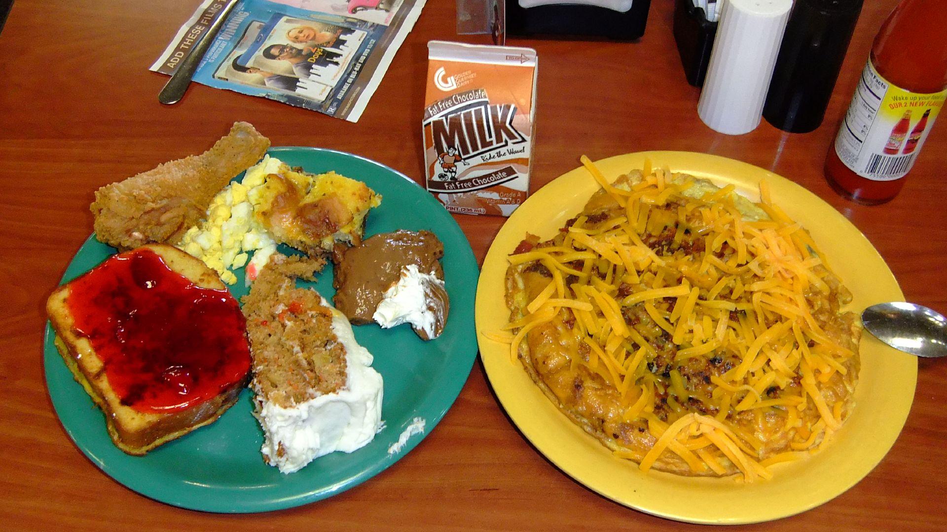 golden corral breakfast buffet