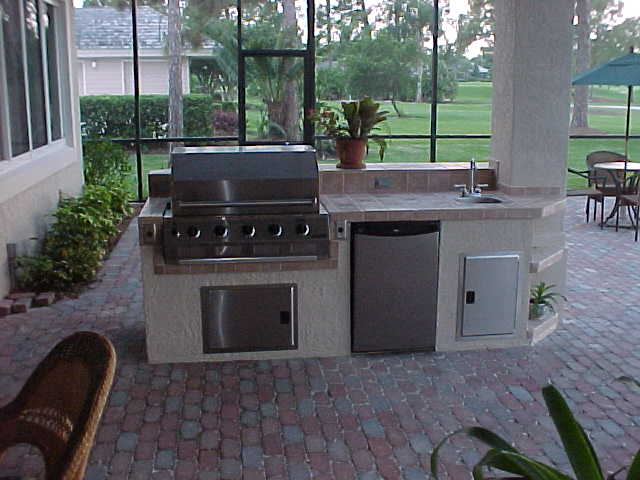 Summer Kitchens Mesmerizing Build A Summer Kitchen Jupiter Jensen Beach Sales Appliances . Design Ideas