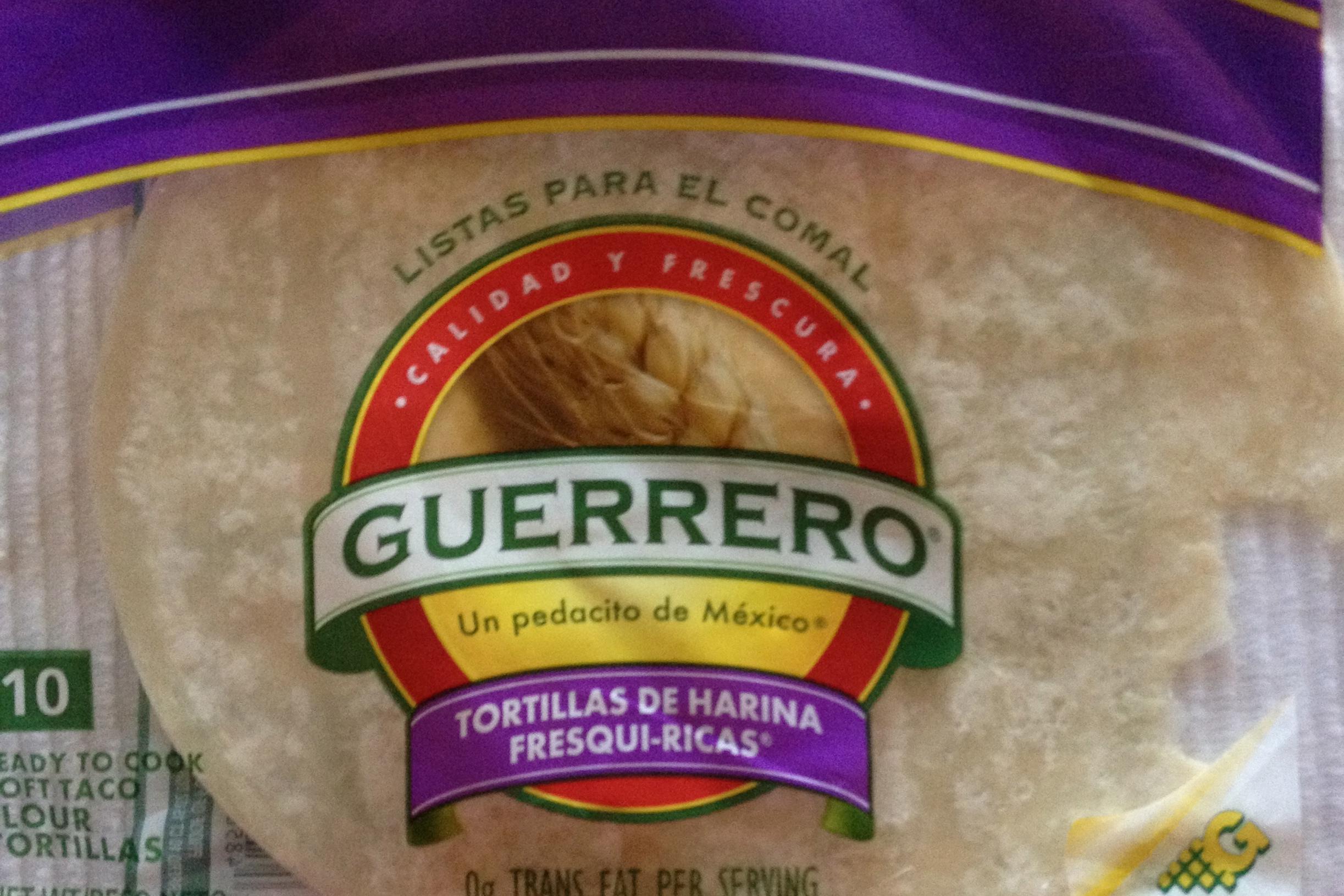 Flour tortillas vs whe...