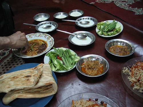 afghanistan foods and cuisine