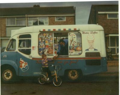 Ice Cream Truck Mr Softee Ice Cream Truck...