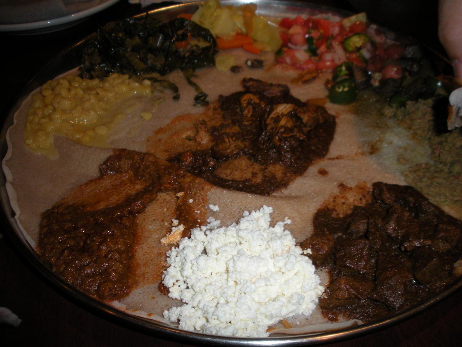 Ethiopian Restaurant Gainesville Fl