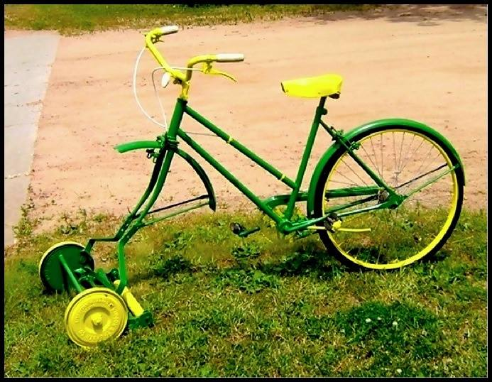 Lawn Mower Bike Quotes