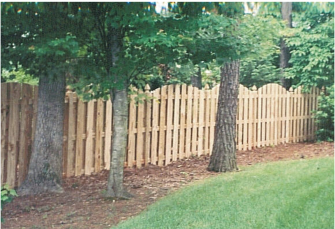 privacy fence do you like better pics backyard fencing north