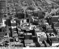 Indianapolis 1950s and 1960s