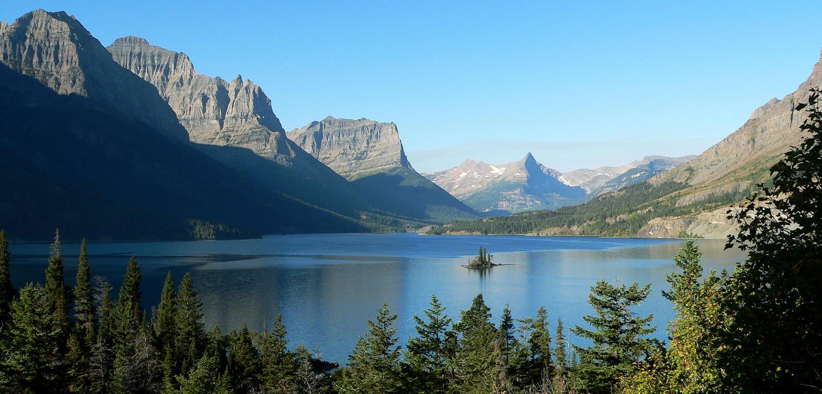regions montana glacier national park