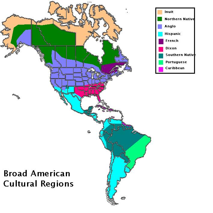 a comparison of the south american yanomamo culture and the north american culture Cultural differences between the north and south  in many ways it's harder to adapt to the culture of the north due to how fast the conversation moves in comparison to the south  and why the southernization of american culture as a whole is so insidious and corrosive.