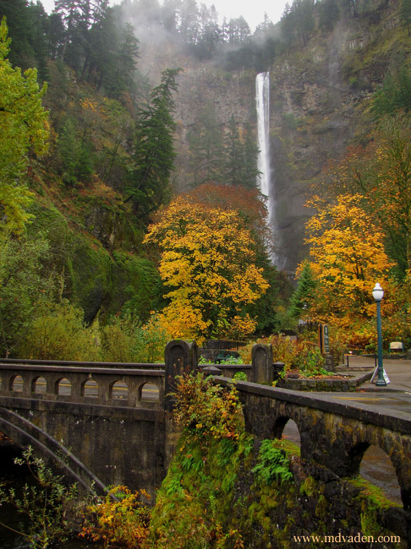 Columbia gorge vs grand canyon vs yosemite np vs rainier for Best places to visit in winter in usa