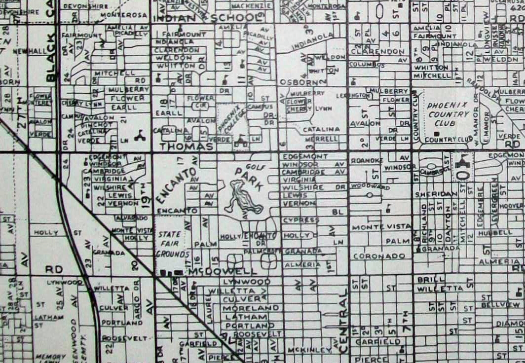 Old Maps American Cities In Decades Past WarningLarge Images