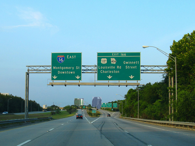 Georgia Cities Become Close To Atlanta Columbus Savannah