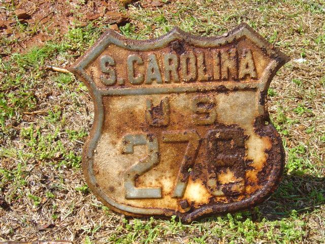 Vintage Highway Signs 63