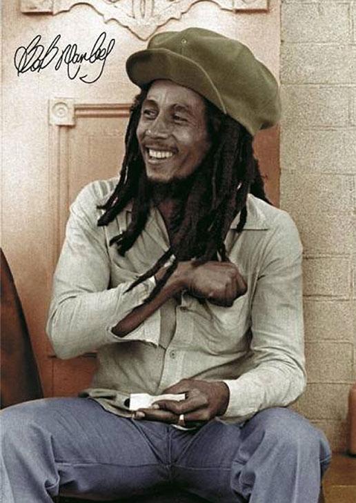 bob marley smoking weed quotes. Does marijuana use cause hair