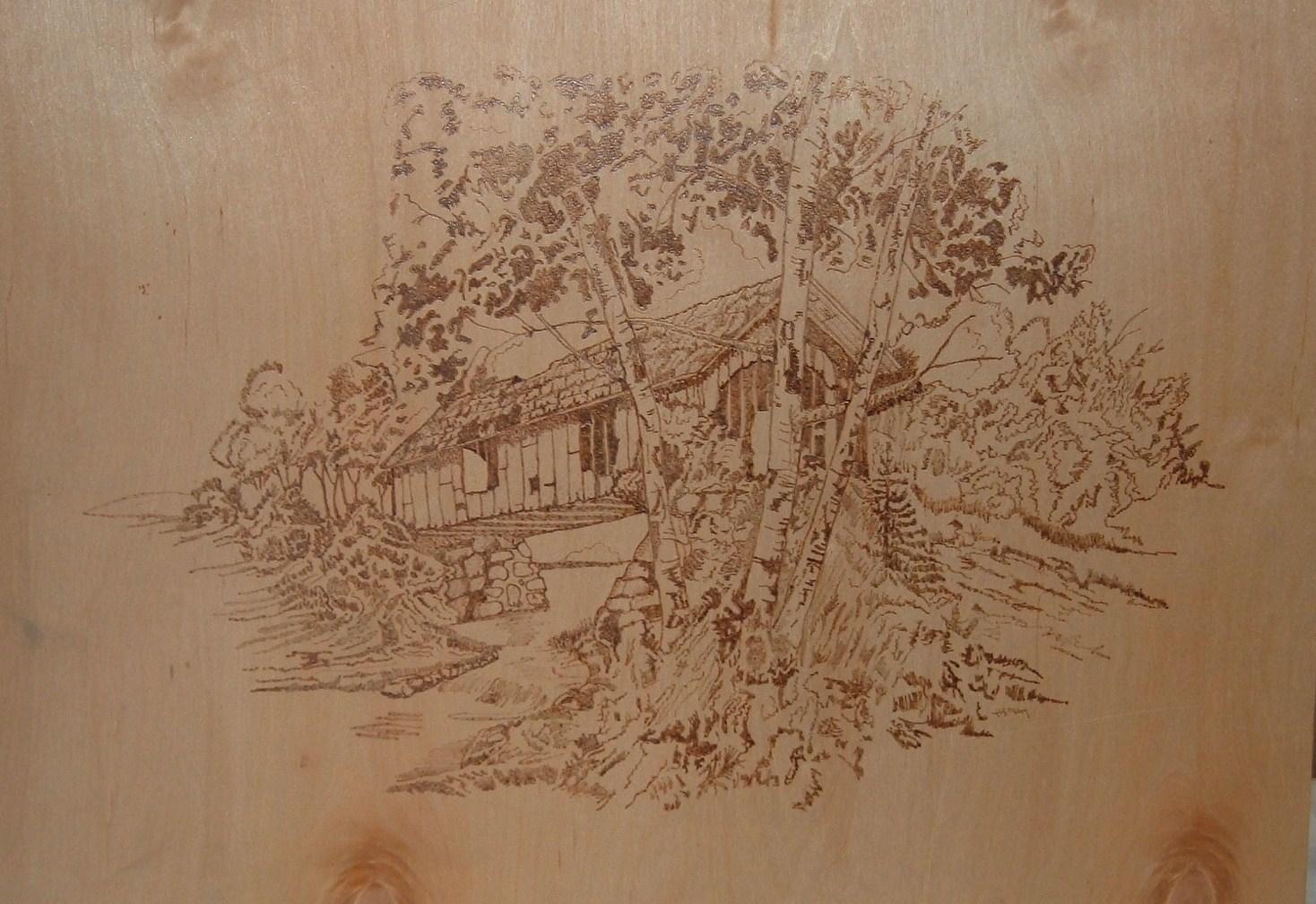 Wood Burning Pyrography Patterns Plansdownload
