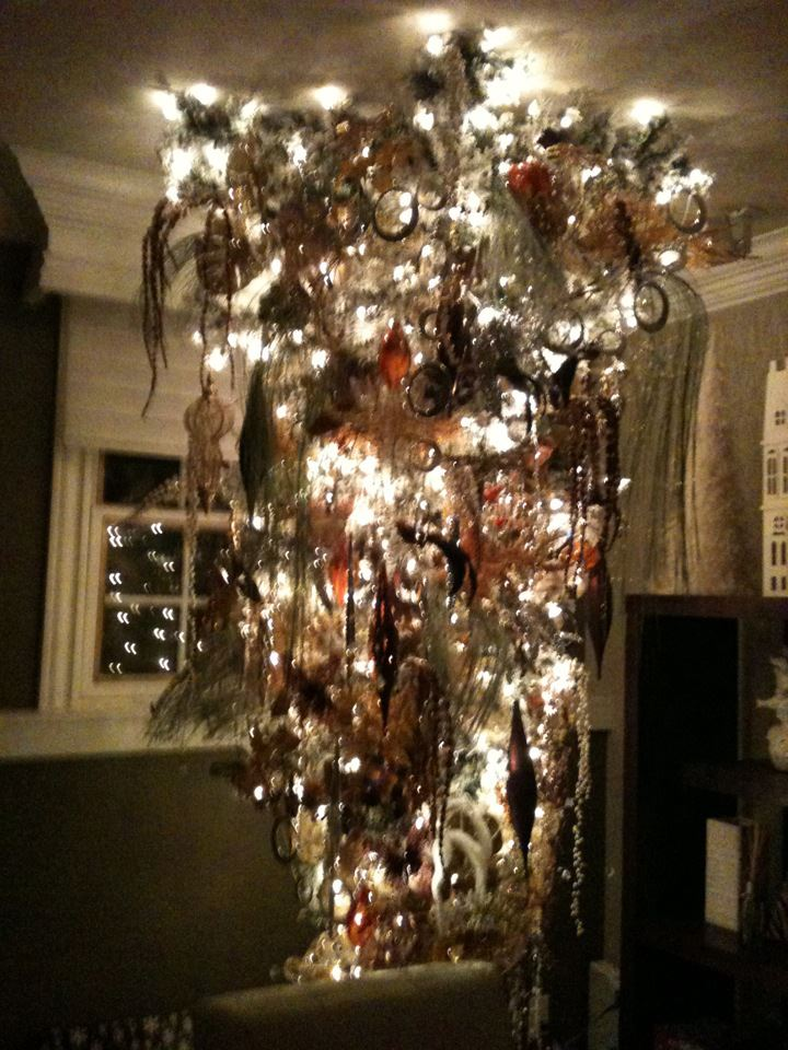Cool Christmas Trees.Cool Alternatives For Christmas Trees Lights Living