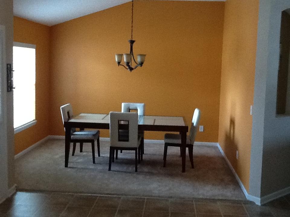 Dining room decor help mirror hardwood drapes ceiling for Room decor help