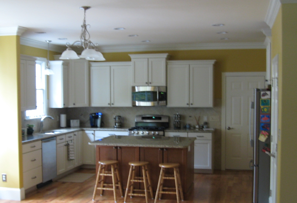 White Kitchen Cabinets 2013 View Vinyl Granite Floor Countertops