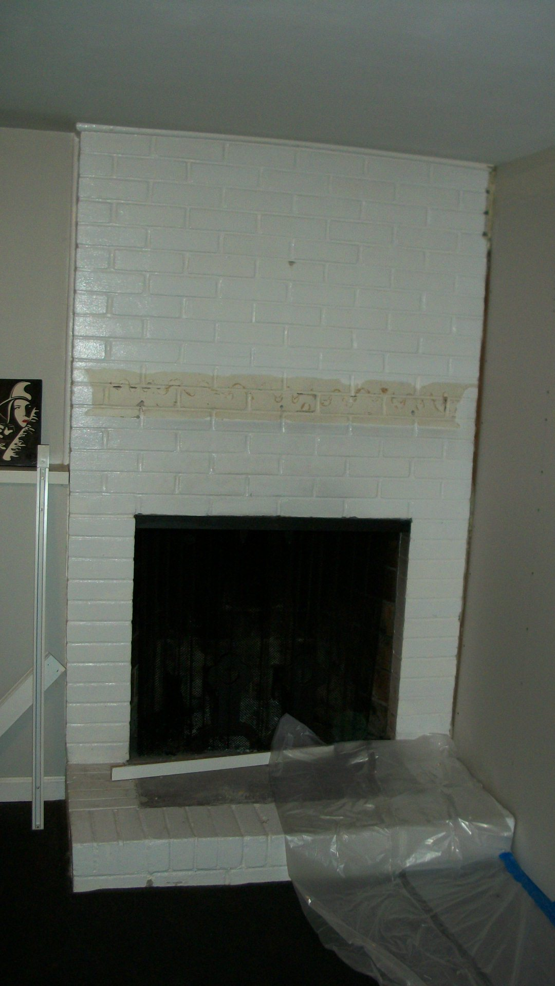 help with my 1970s fireplace makeover home interior design and