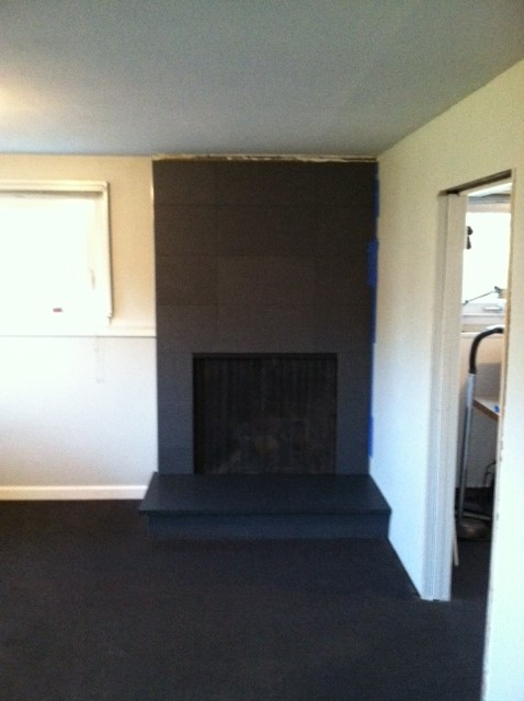 Help With My 1970s Fireplace Makeover Home Interior