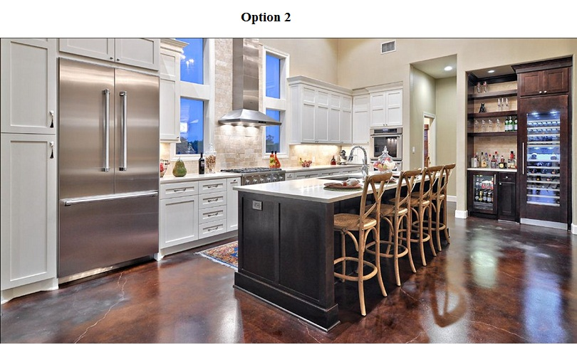 Countertop Next To Stove : Windows next to Stove/Cook top (countertops, ceiling, sink, cabinet ...