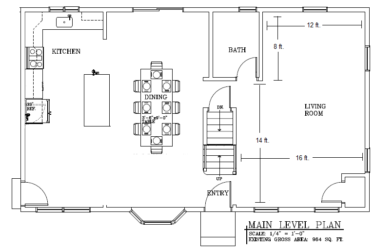 Please help with furniture layout in living/family room (floor ...