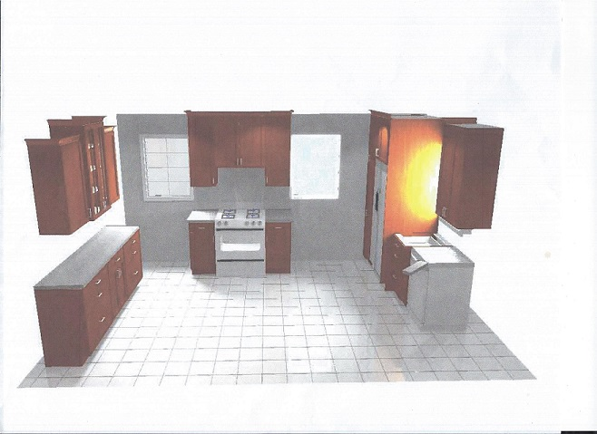 Kitchen Design Help Needed Counter Top Sink Cabinet Stairs Home Interior Design And