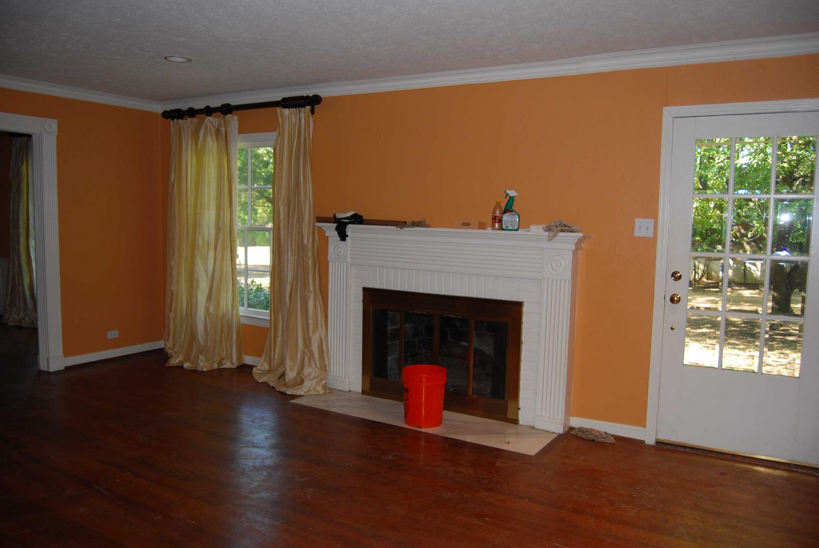 look at pics and help suggest wall color hardwood floors paint