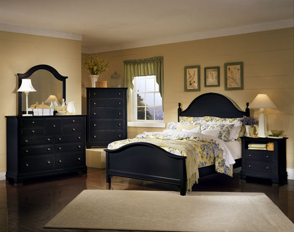 Vaughn Bassett Furniture (painted, oak, upholster, nightstand ...