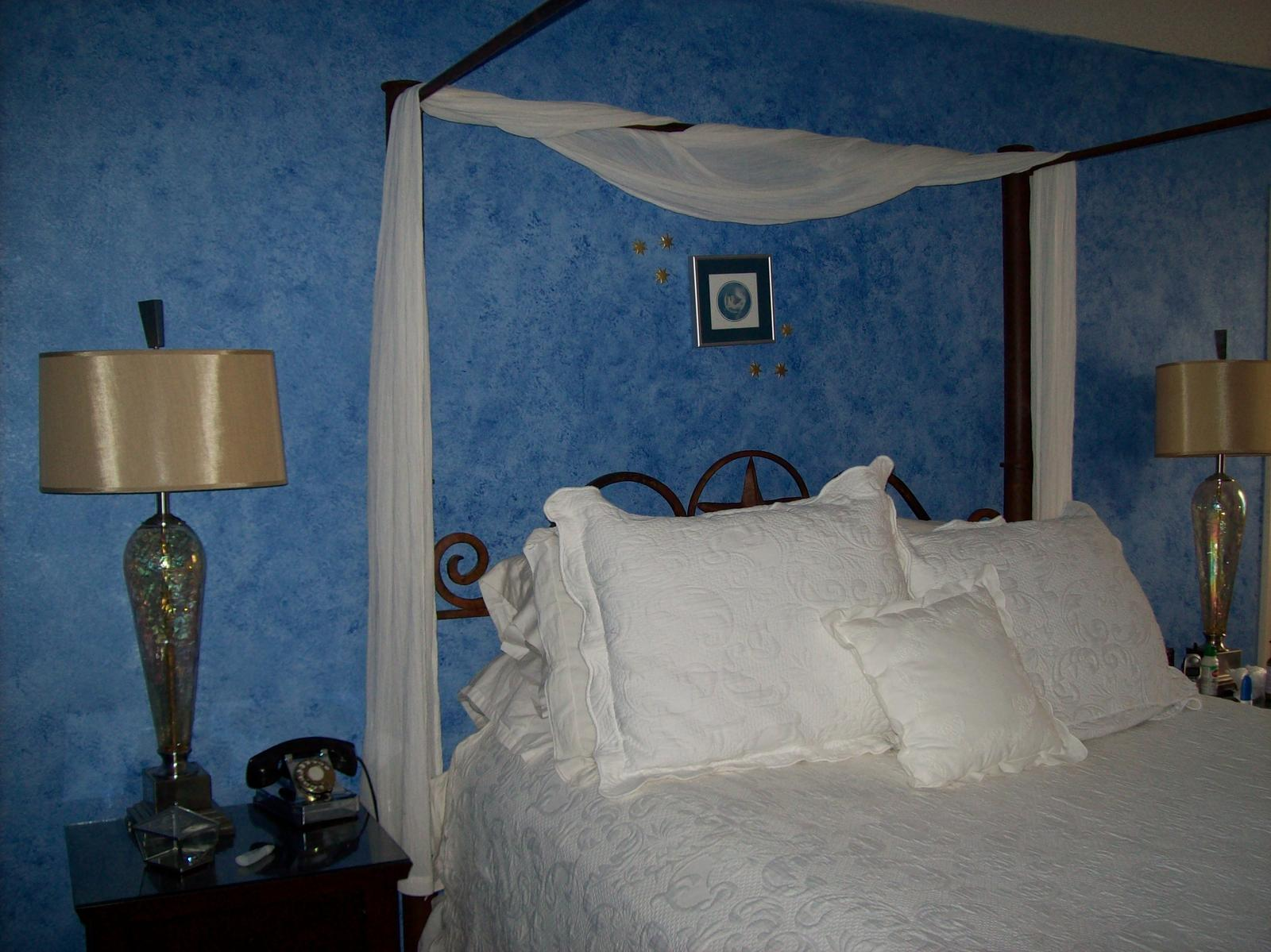 Blue Master Bedroom Painting Ideas 1600 x 1199