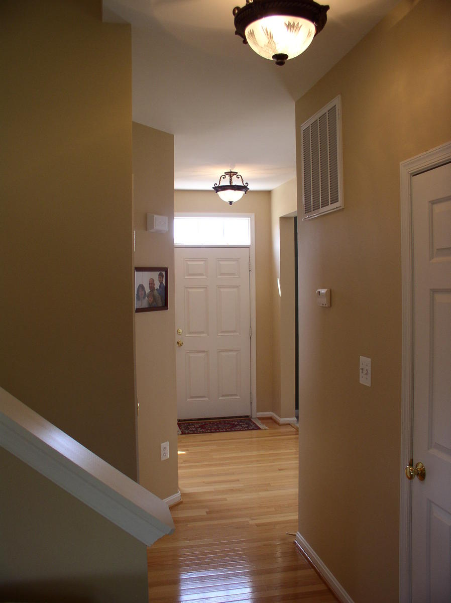 Painting A Hallway Amazing With Hallway Paint Color Ideas Image
