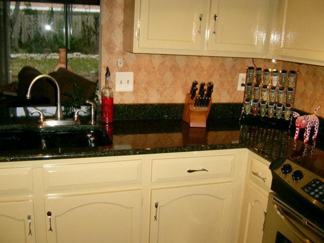 Question On What Color Granite To Choose December 17 2005 Kitchen