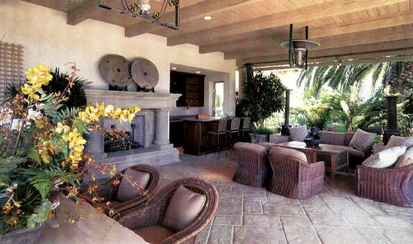 Lanai decorating ideas home design for Small lanai decorating ideas
