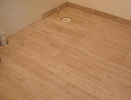 Best plan blog archive bath room ceramic flooring for Hardwood floors vs tile