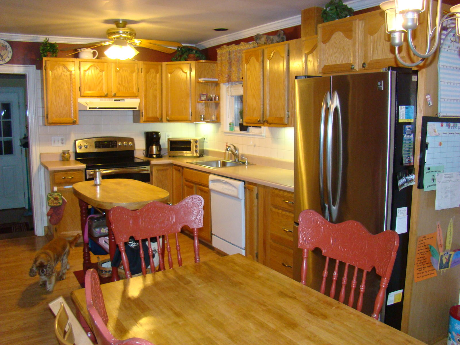 kitchen redecorating suggestions needed granite panel counter top