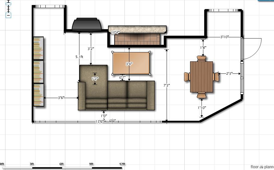 Sofa Size (floor Plan, Fireplace, Kitchen, Family Room) - Home Interior Design And Decorating - City-Data Forum