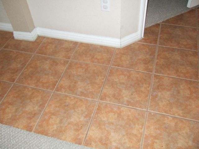 What Hardwood Will Go With My Orange Tile Floors Jpg